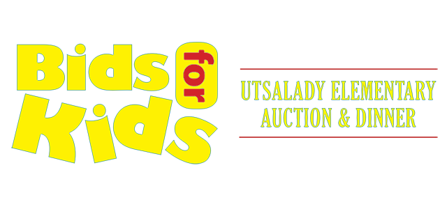 Bids For Kids Utsalady Elementary Auction & Dinner April 18, 2020